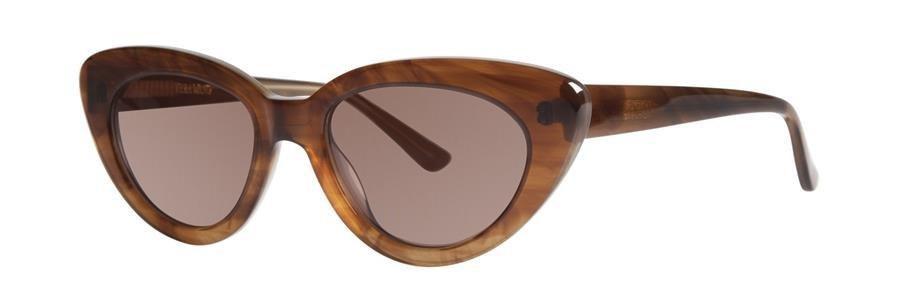 Vera Wang CAT Brown Sunglasses Size52-19-135.00