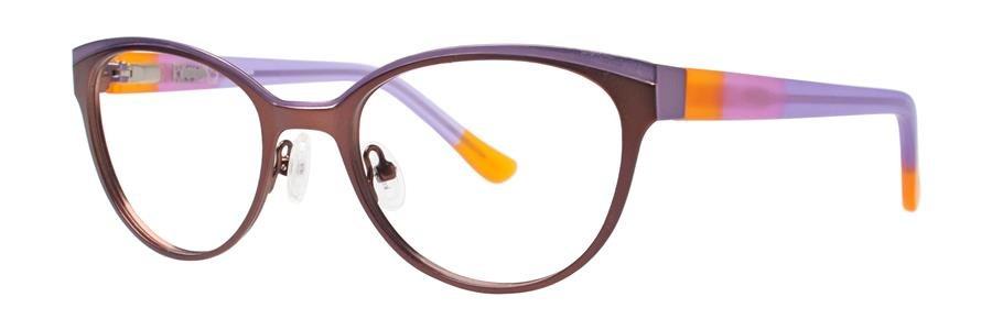 kensie CELEBRATE Brown Eyeglasses Size51-19-130.00