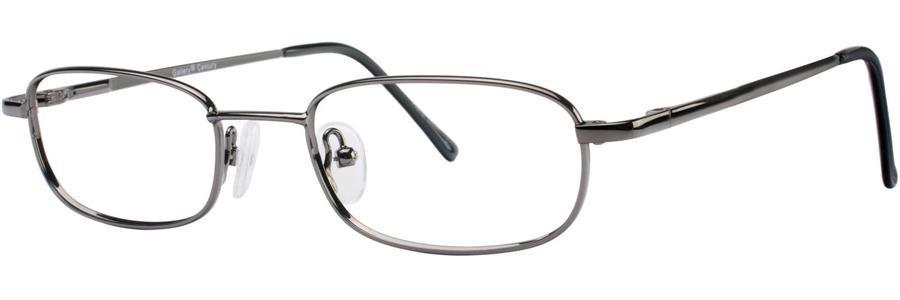 Gallery CENTURY Gunmetal Eyeglasses Size47-18-135.00