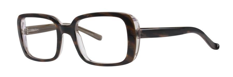 Vera Wang CERISE Horn Eyeglasses Size52-19-135.00