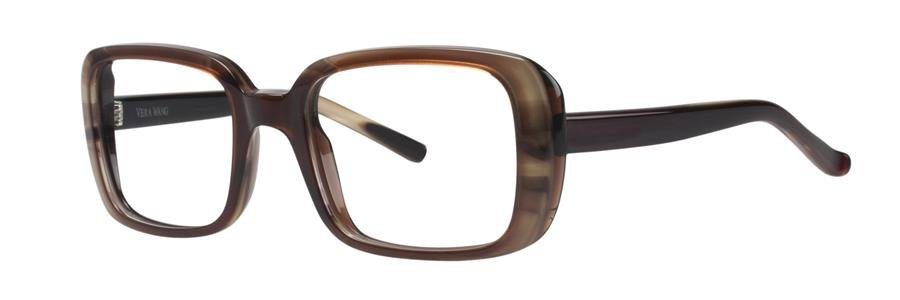 Vera Wang CERISE Ruby Eyeglasses Size52-19-135.00