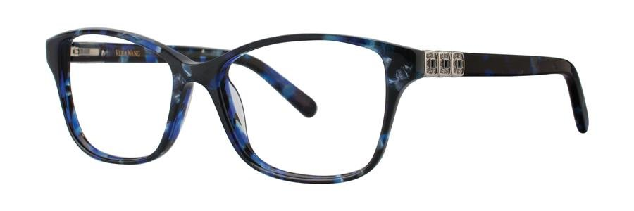 Vera Wang CHALAN Lapis Eyeglasses Size53-15-137.00