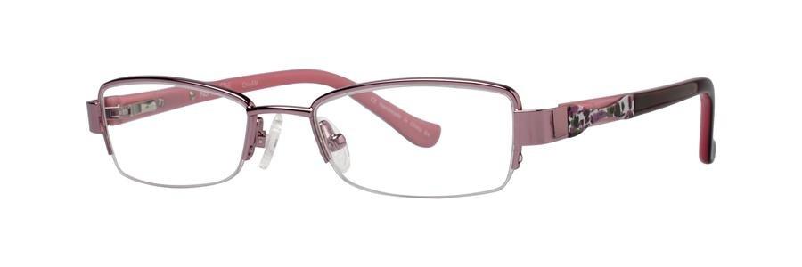 kensie CHARM Pink Eyeglasses Size45-16-125.00