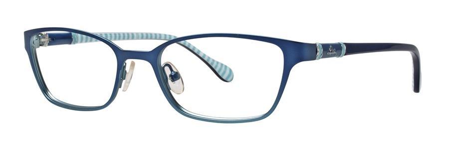 Lilly Pulitzer CHATHAM Blue Fade Eyeglasses Size49-17-135.00