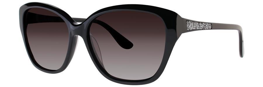 Vera Wang CHIANA Black Sunglasses Size58-15-135.00