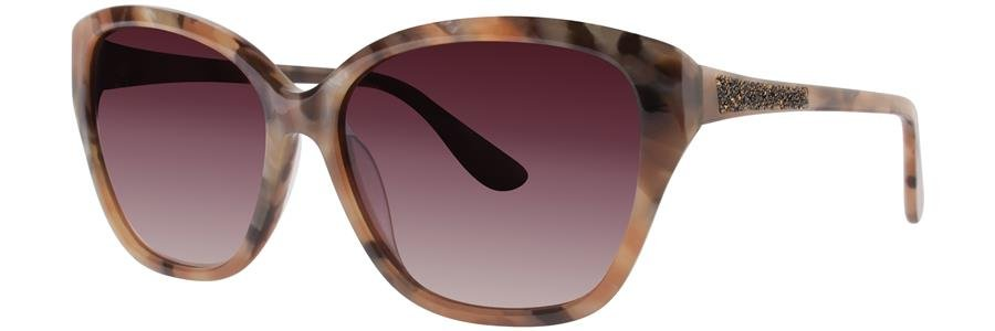 Vera Wang CHIANA Brown Sunglasses Size58-15-135.00