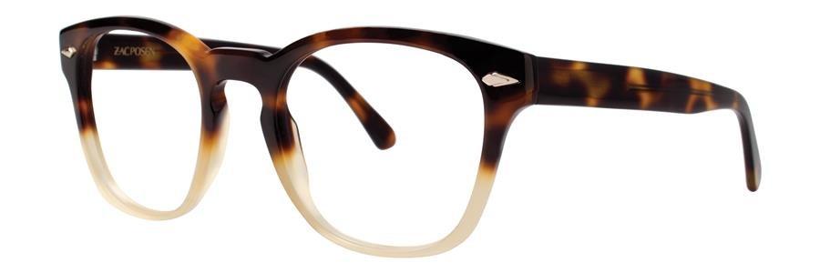 Zac Posen CHRISTOPHE Gradient Eyeglasses Size50-21-143.00
