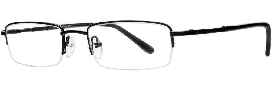 Gallery CLAY Black Eyeglasses Size49-15-135.00