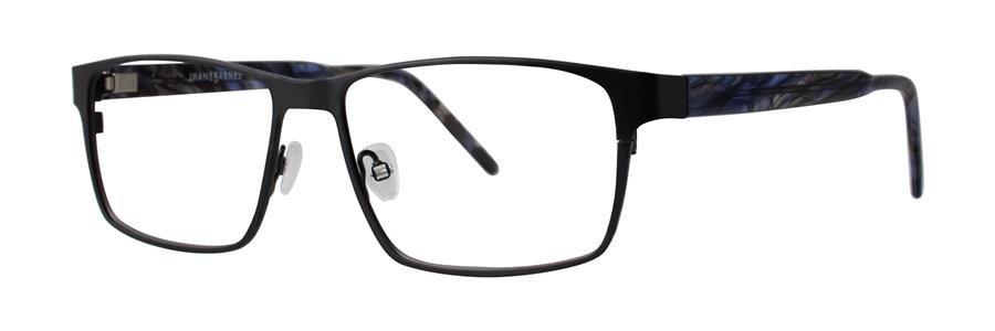 Jhane Barnes CODE Black Eyeglasses Size57-15-150.00