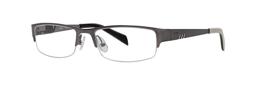 Timex COMPRESS Gunmetal Eyeglasses Size50-17-135.00