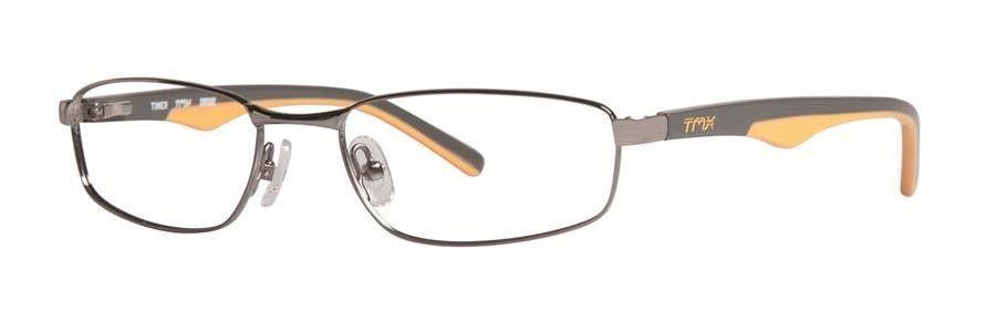 Timex CONCAVE Gunmetal Eyeglasses Size51-17-135.00
