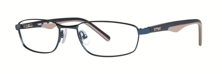 Timex CONCAVE Navy Eyeglasses Size49-17-130.00