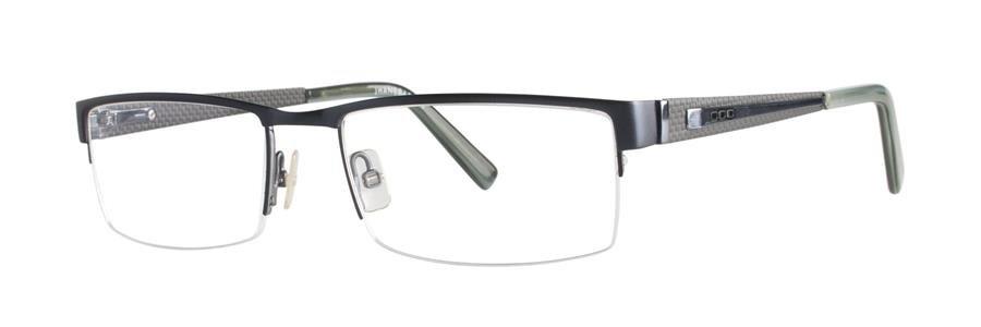 Jhane Barnes COORDINATES Steel Eyeglasses Size52-18-138.00