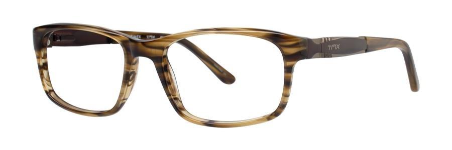 Timex CROSSED Tortoise Eyeglasses Size46-16-130.00
