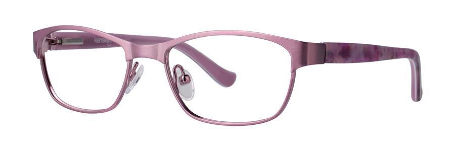 kensie CURIOUS Pink Eyeglasses Size48-15-125.00