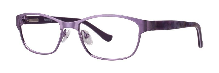 kensie CURIOUS Purple Eyeglasses Size46-15-120.00
