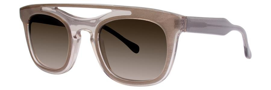 Vera Wang CYBELLE Taupe Sheer Sunglasses Size52-26-160.00