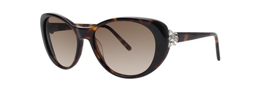 Vera Wang CYNOSURE Tortoise Sunglasses Size54-17-135.00