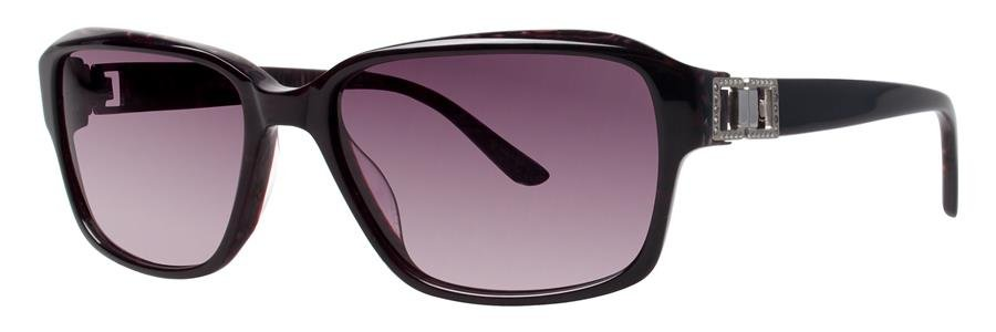 Dana Buchman CYRA Burgundy Eyeglasses Size55-16-135.00