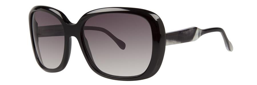 Vera Wang DAGNY Black Sunglasses Size61-16-