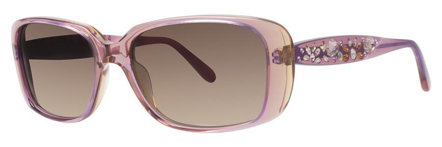 Vera Wang DALLIANCE Rose Sunglasses Size54-16-140.00