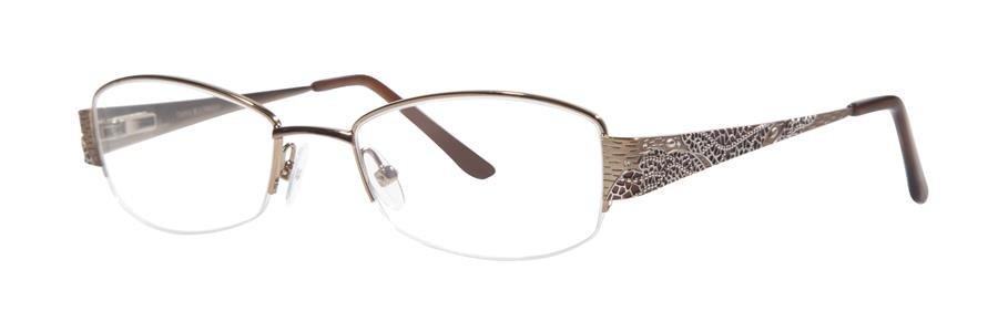 Dana Buchman DARA Brown Eyeglasses Size51-18-135.00