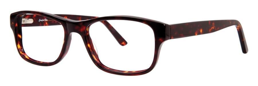 Comfort Flex DARIN Brown Eyeglasses Size55-17-145.00