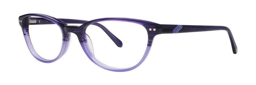 Lilly Pulitzer DAVIE Grape Eyeglasses Size52-18-135.00