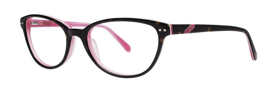 Lilly Pulitzer DAVIE Tortoise Eyeglasses Size52-18-135.00