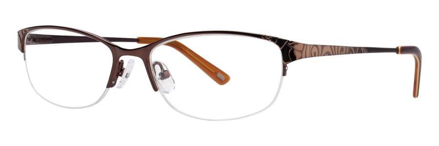 Timex DAY TRIP Brown Eyeglasses Size51-16-130.00