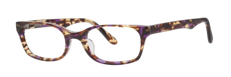 kensie DAZED Purple Eyeglasses Size49-19-135.00