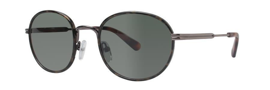 Zac Posen DEAN Black Sunglasses Size50-21-140.00