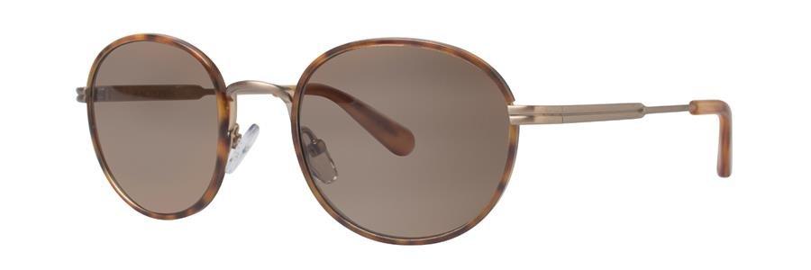 Zac Posen DEAN Blonde Tortoise Sunglasses Size50-21-140.00