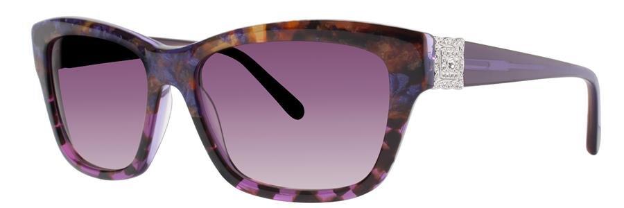 Vera Wang DELEN Wine Tortoise Sunglasses Size56-16-138.00
