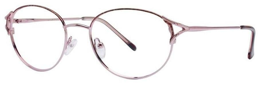 Gallery DELLA Dusty Rose Eyeglasses Size52-18-135.00