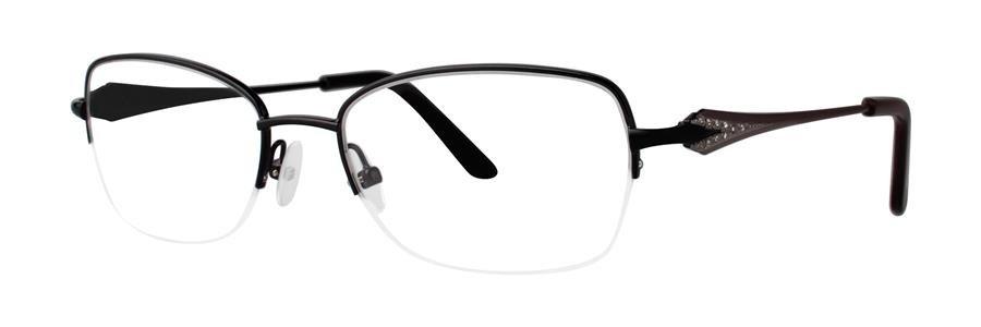 Dana Buchman DENA Black Eyeglasses Size53-17-138.00