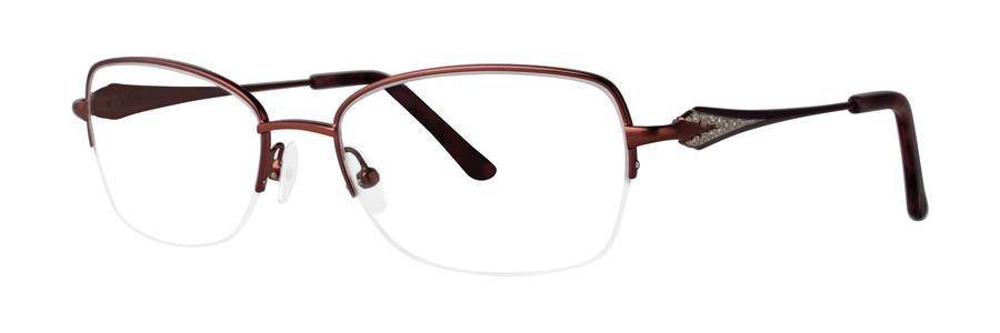Dana Buchman DENA Crimson Eyeglasses Size53-17-138.00