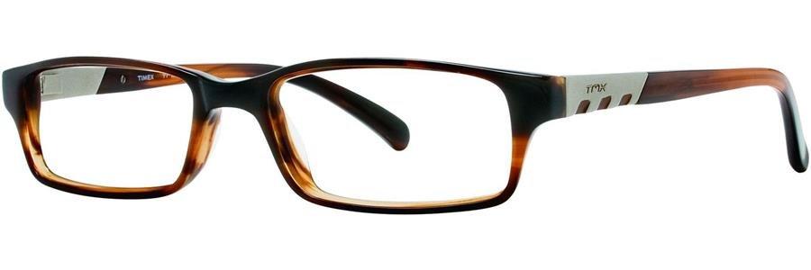 Timex DENSITY Tortoise Eyeglasses Size48-16-135.00