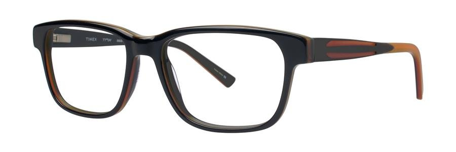 Timex DIALED IN Charcoal Eyeglasses Size53-16-140.00