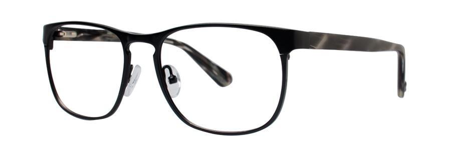 Zac Posen DIPLOMAT Black Eyeglasses Size54-17-140.00