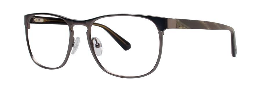Zac Posen DIPLOMAT Gunmetal Eyeglasses Size54-17-140.00