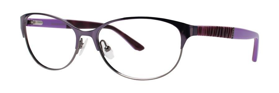 Dana Buchman DODIE Wine Eyeglasses Size51-15-130.00