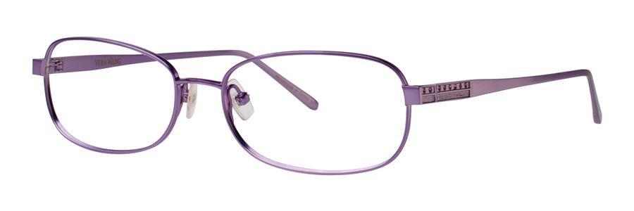 Vera Wang DOLCEZZA Purple Eyeglasses Size52-16-133.00