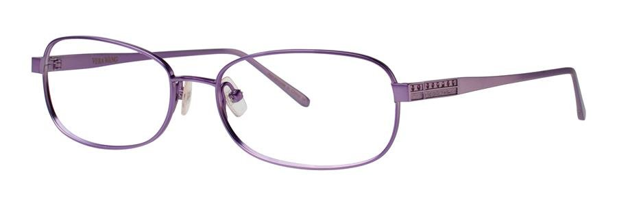 Vera Wang DOLCEZZA Purple Eyeglasses Size54-16-137.00