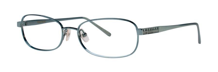 Vera Wang DOLCEZZA Teal Eyeglasses Size52-16-133.00