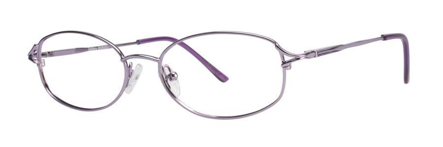 Gallery DORSEY Lavender Eyeglasses Size49-16-133.00