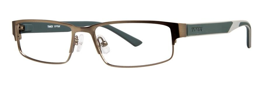 Timex DOWNFORCE Gunmetal Eyeglasses Size52-15-140.00