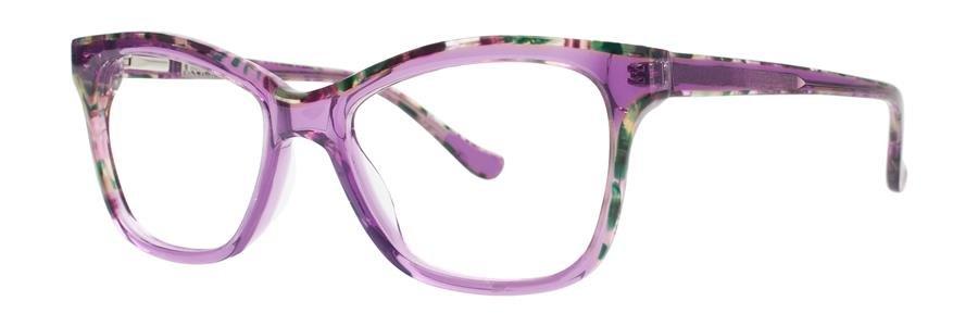kensie DOWNTOWN Lavender Eyeglasses Size50-16-130.00