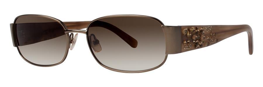 Vera Wang DULCET Gold Sunglasses Size54-16-138.00