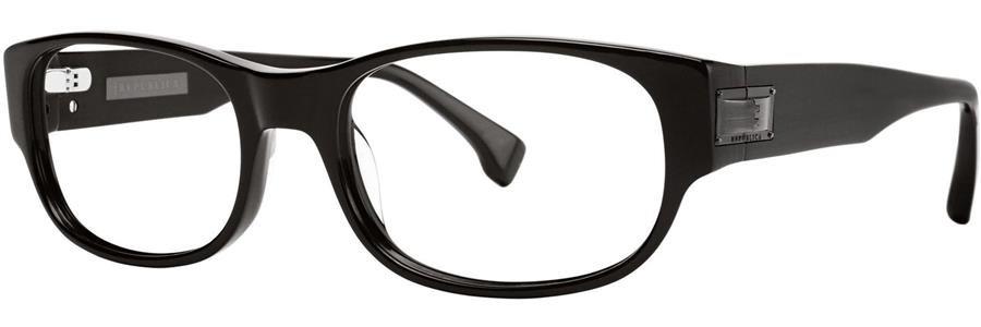 Republica DUSSELDORF Black Eyeglasses Size52-18-143.00